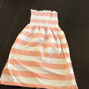 Dresses & Skirts - Tube top bandeau dress